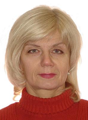 Власюк Ганна Григорівна